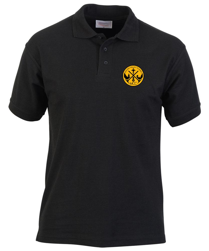 Polo shirt (GVCMC logo) £11.25 +£2.50PP