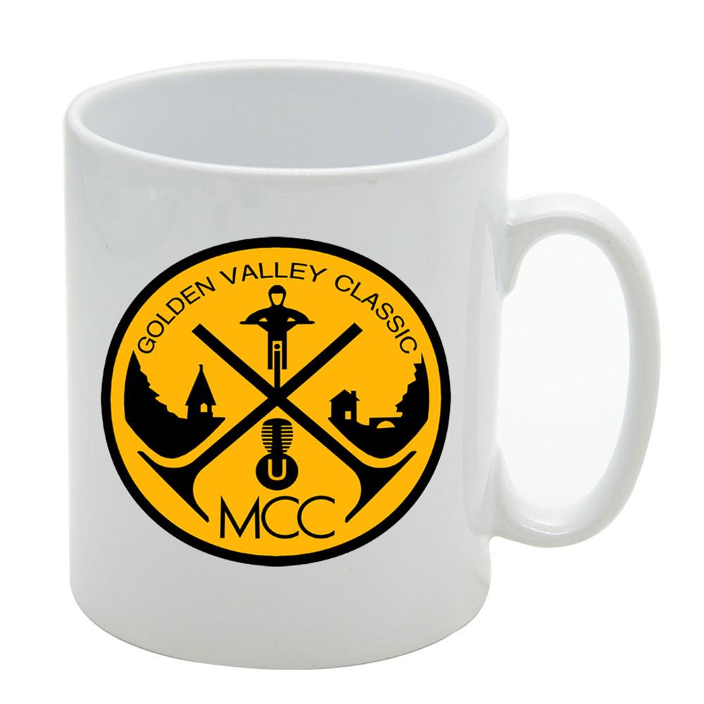 Mug 10oz (GVCMC logo) £ 6.99 +£2.50PP
