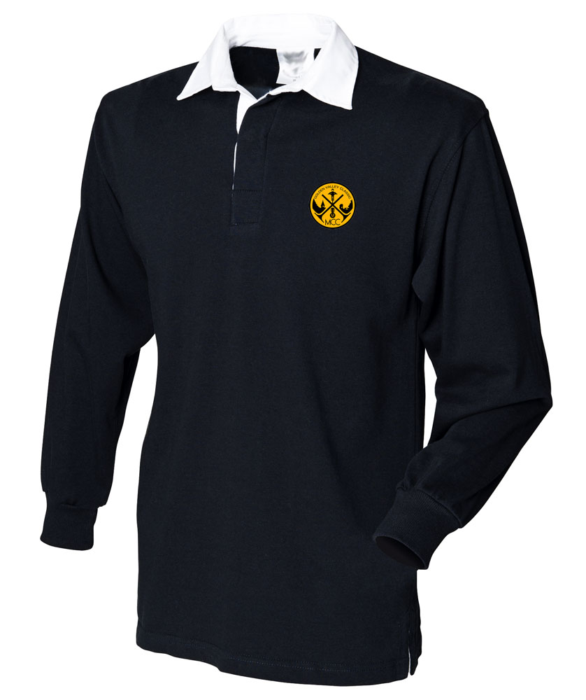 Rugby Shirt (GVCMC logo) £19.99 +£5.00PP